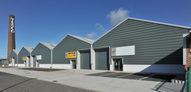 West Chirton (South) Industrial Estate - Units 3F-J